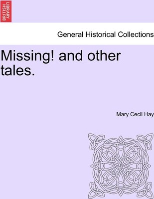 Missing! and Other Tales.