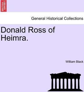 Donald Ross of Heimra.