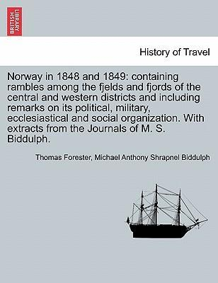 Norway in 1848 and 1849