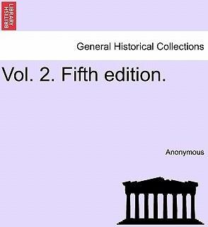 Vol. 2. Fifth Edition.