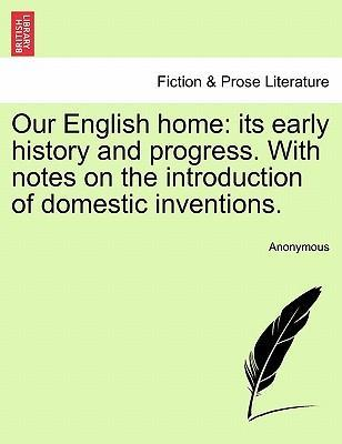 Our English Home
