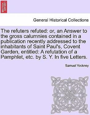 The Refuters Refuted