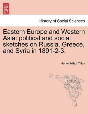 Eastern Europe and Western Asia