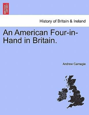 An American Four-In-Hand in Britain.