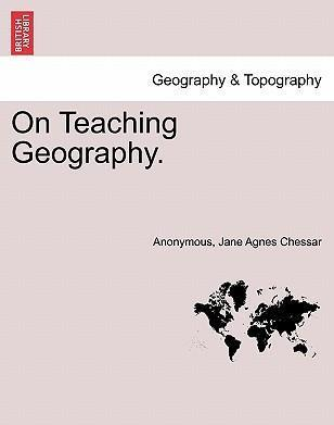 On Teaching Geography.