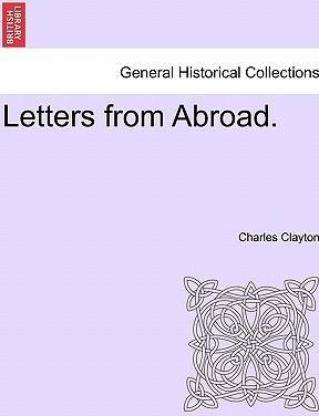 Letters from Abroad.