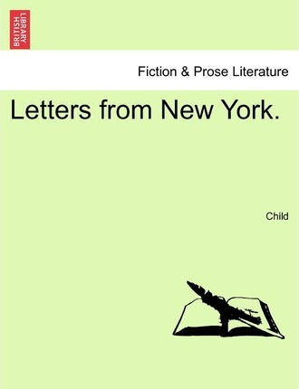 Letters from New York.