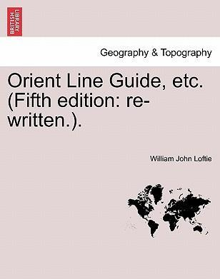 Orient Line Guide, Etc. (Fifth Edition