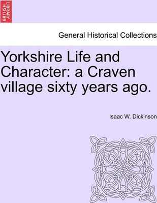 Yorkshire Life and Character