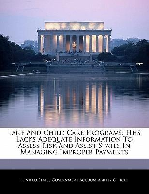 Tanf and Child Care Programs