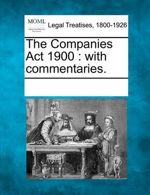 The Companies ACT 1900