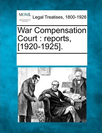 War Compensation Court