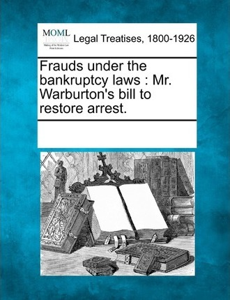 Frauds Under the Bankruptcy Laws