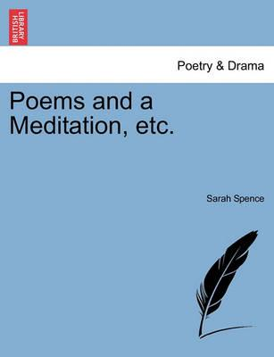 Poems and a Meditation, Etc.