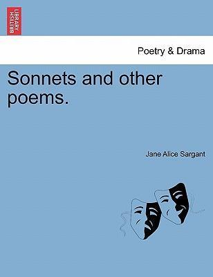 Sonnets and Other Poems.