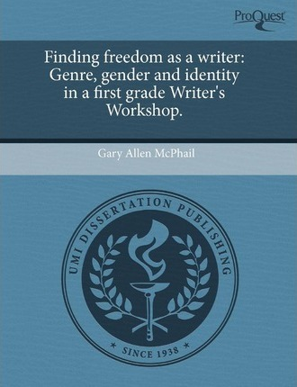 Finding Freedom as a Writer: Genre