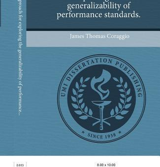 A Monte Carlo Approach for Exploring the Generalizability of Performance Standards