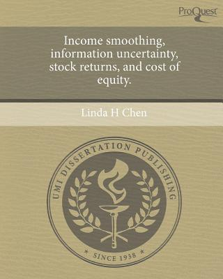 Income Smoothing