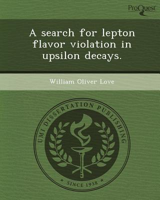 A Search for Lepton Flavor Violation in Upsilon Decays