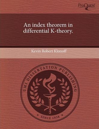 kevin klonoff thesis
