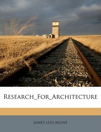 Research_for_architecture