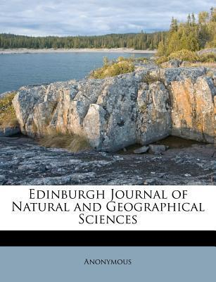 Edinburgh Journal of Natural and Geographical Sciences