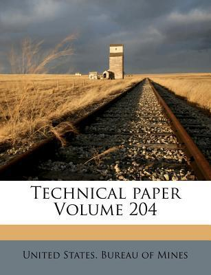Technical Paper Volume 204