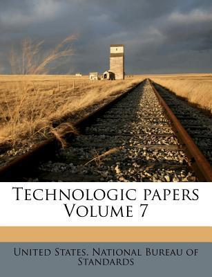 Technologic Papers Volume 7