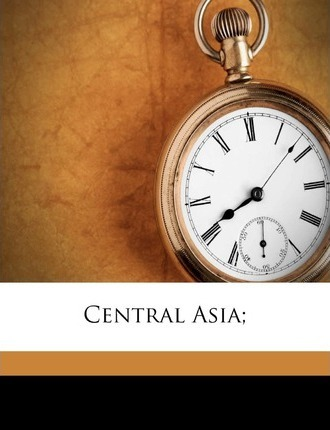 Central Asia;
