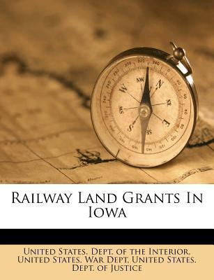 Railway Land Grants in Iowa