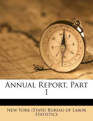 Annual Report, Part 1