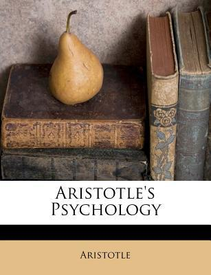 Aristotle's Psychology