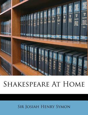 Shakespeare at Home