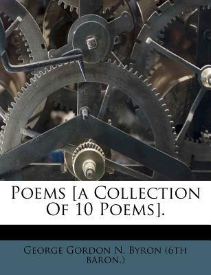 Poems [A Collection of 10 Poems].