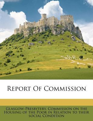 Report of Commission