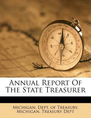 Annual Report of the State Treasurer