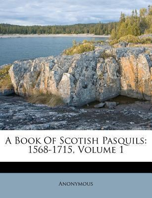 A Book of Scotish Pasquils
