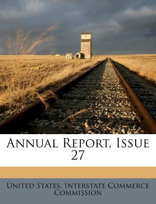 Annual Report, Issue 27