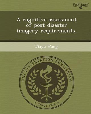 A Cognitive Assessment of Post-Disaster Imagery Requirements