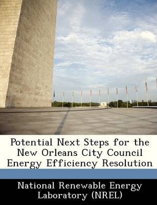 Potential Next Steps for the New Orleans City Council Energy Efficiency Resolution