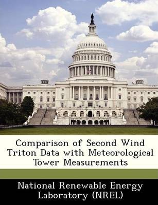 Comparison of Second Wind Triton Data with Meteorological Tower Measurements