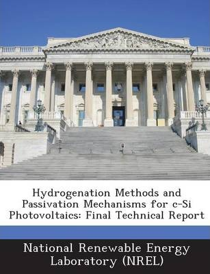 Hydrogenation Methods and Passivation Mechanisms for C-Si Photovoltaics