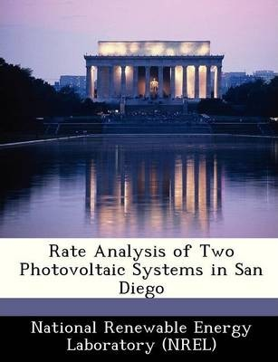 Rate Analysis of Two Photovoltaic Systems in San Diego