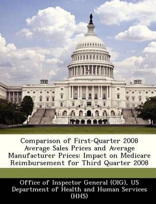 Comparison of First-Quarter 2008 Average Sales Prices and Average Manufacturer Prices