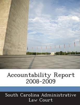 Accountability Report 2008-2009
