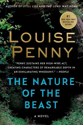 The Nature Of The Beast Louise Penny 9781250022103