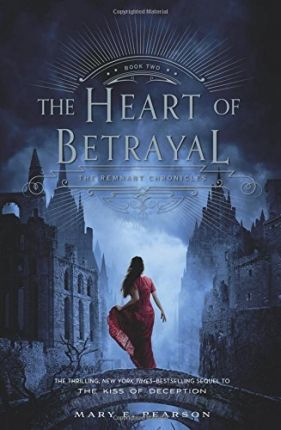 The Heart of Betrayal Cover Image