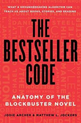 The Bestseller Code Cover Image