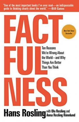 Factfulness : Ten Reasons We're Wrong about the World--And Why Things Are Better Than You Think
