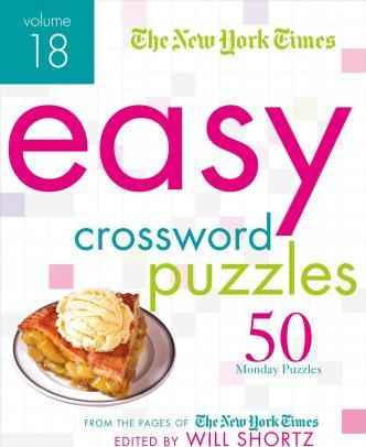 graphic about New York Times Crossword Printable Free Monday referred to as Cost-free PDF The Fresh new York Occasions Basic Crossword Puzzles Sum 18